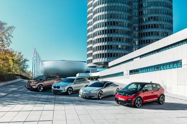 ce autonomie are BMW iX3