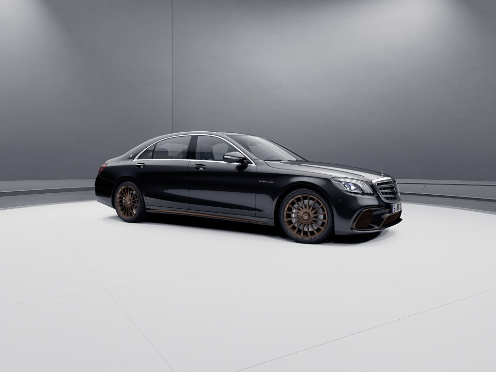 Mercedes-AMG S 65 Final EditionMercedes-AMG S 65 Final Edition