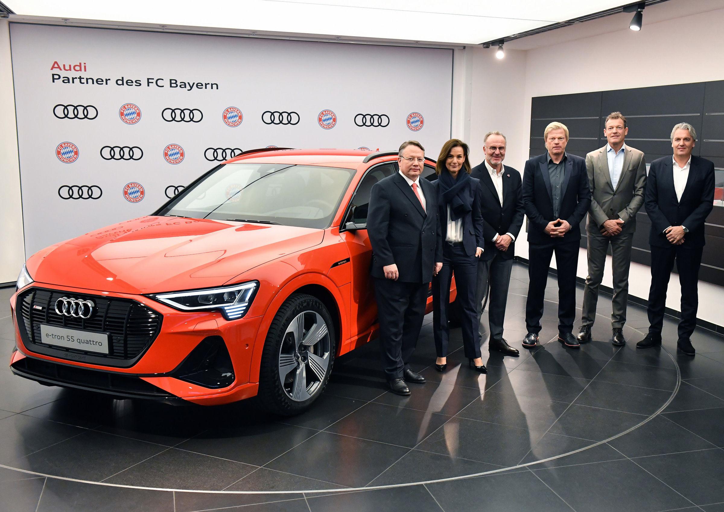 Bayern Munchen Audi (1)
