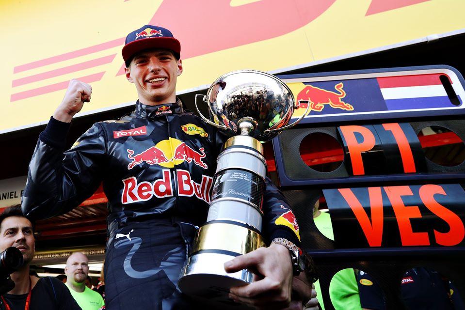Max Verstappen noul sezon de Formula 1