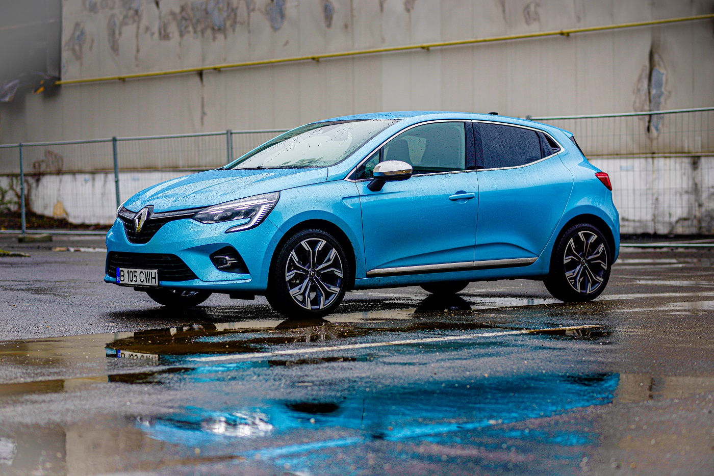 Test drive Renault Clio 115 dCi (20)
