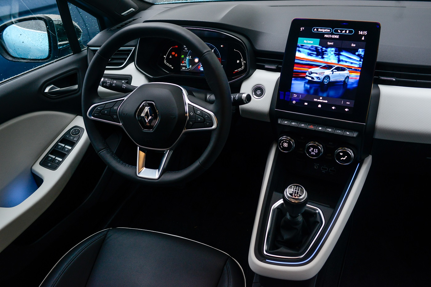 Test drive Renault Clio 115 dCi (41)