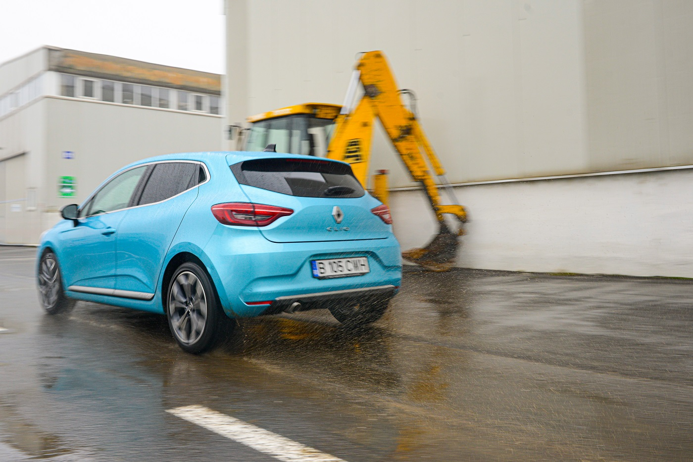 Test drive Renault Clio 115 dCi (9)