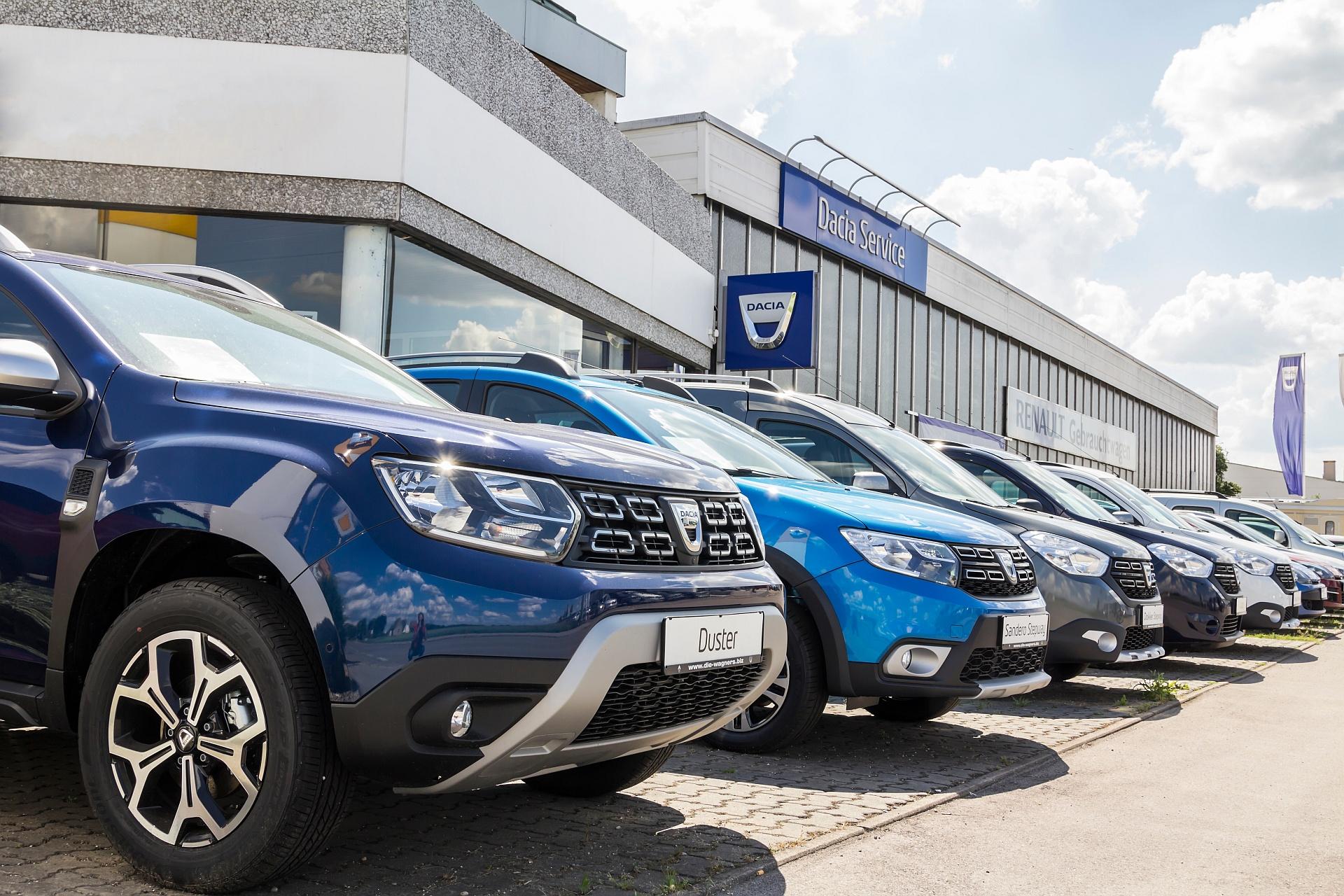 Top 10 cele mai ieftine mașini noi pe care le poți cumpăra în România