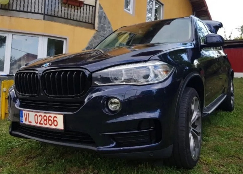 BMW X5 7 locuri