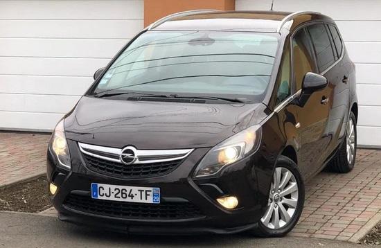 Opel Zafira 7 locuri