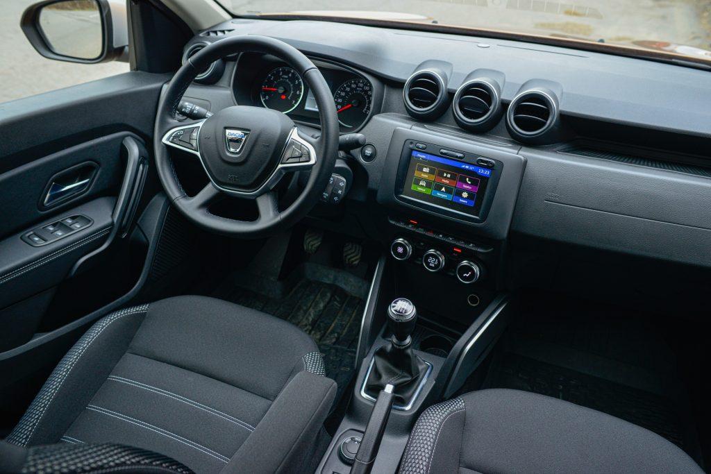 Dacia Duster TCe 130