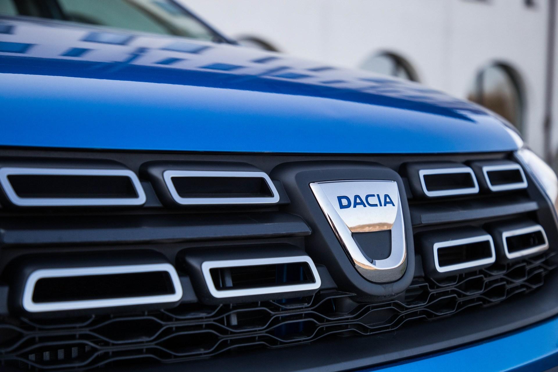 Test drive Dacia Logan Stepway