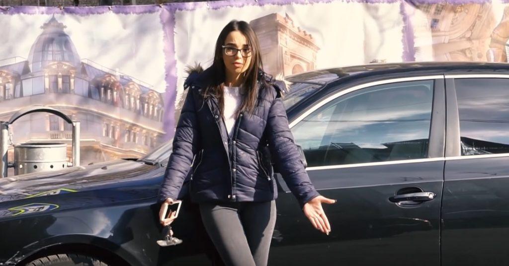 BMW Bani de benzină experiment (1)