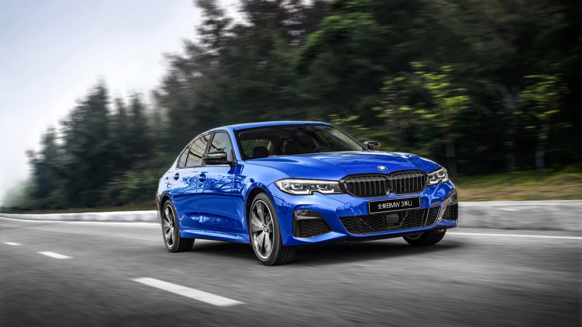 BMW Seria 3 China (7)