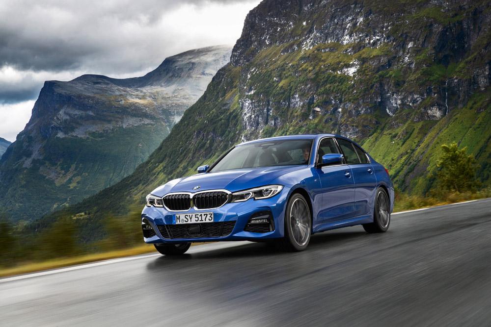 BMW Seria 3 Europa