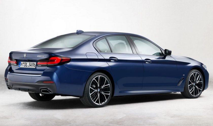 BMW Seria 5 facelift (2)