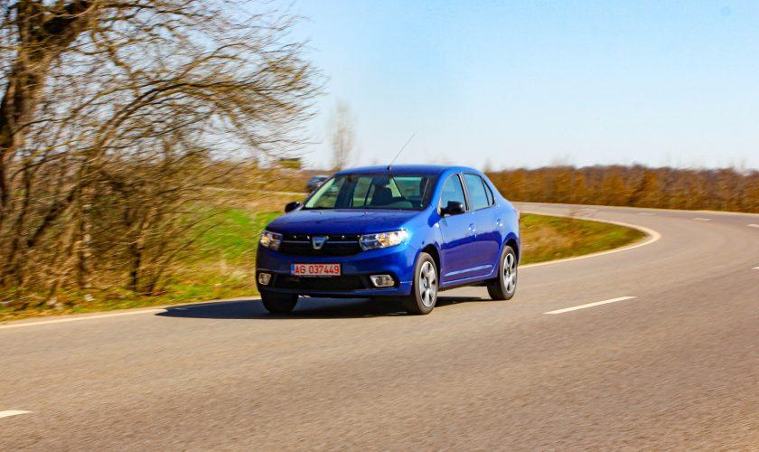 Test drive Dacia Logan TCe 100 GPL