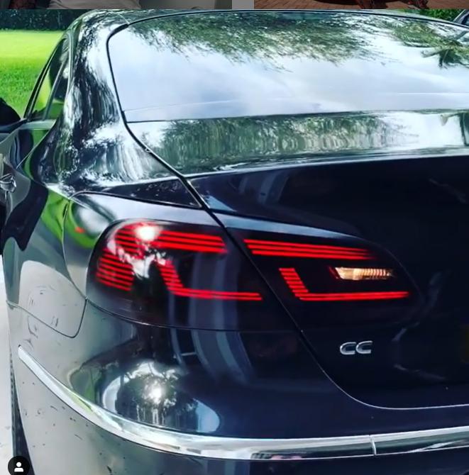 Cum arată și cât costă un Volkswagen CC din 2014 deținut de un român în Miami