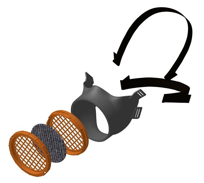 Michelin mască de protecție