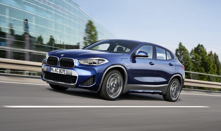 BMW X2 xDrive25e (1)