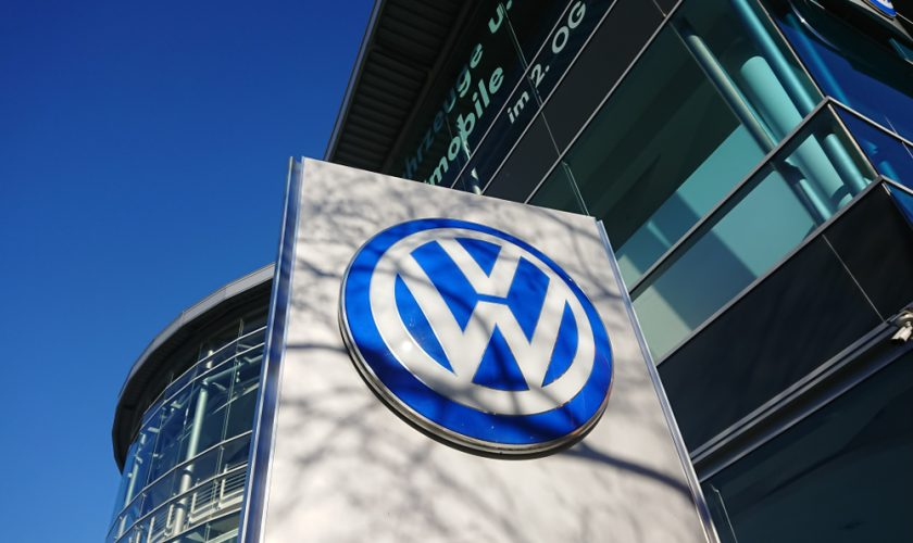 Volkswagen Dieselgate Shutterstock
