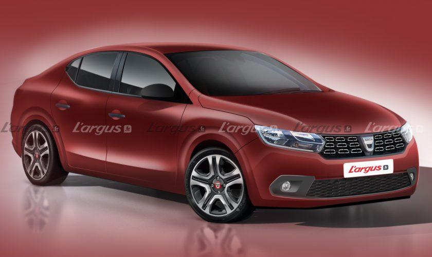 Cum va arăta viitoarea Dacia Logan