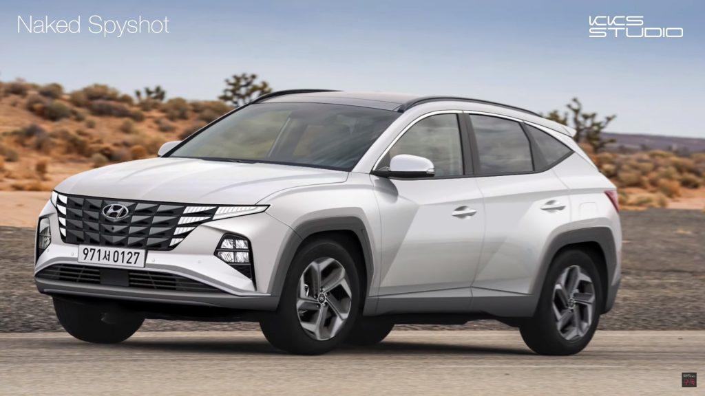 Hyundai Tucson Primele imagini