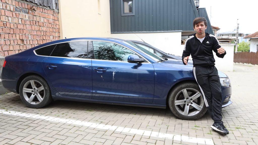 Mircea Bravo își vinde mașina