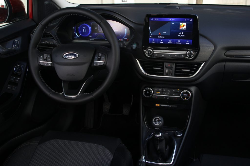 test drive ford puma