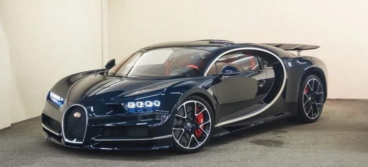 Bugatti Chiron cea mai scumpă mașină România autovit (1)