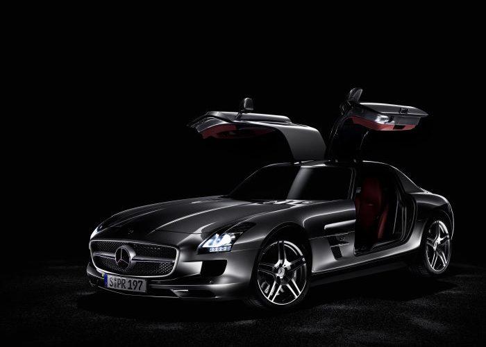 Cele mai frumoase modele Mercedes-Benz SLS AMG