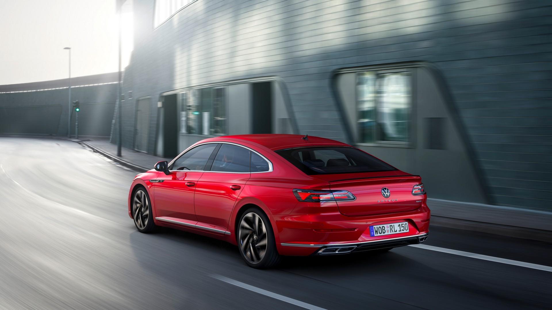Noul Volkswagen Arteon si Arteon Shooting Brake (5)