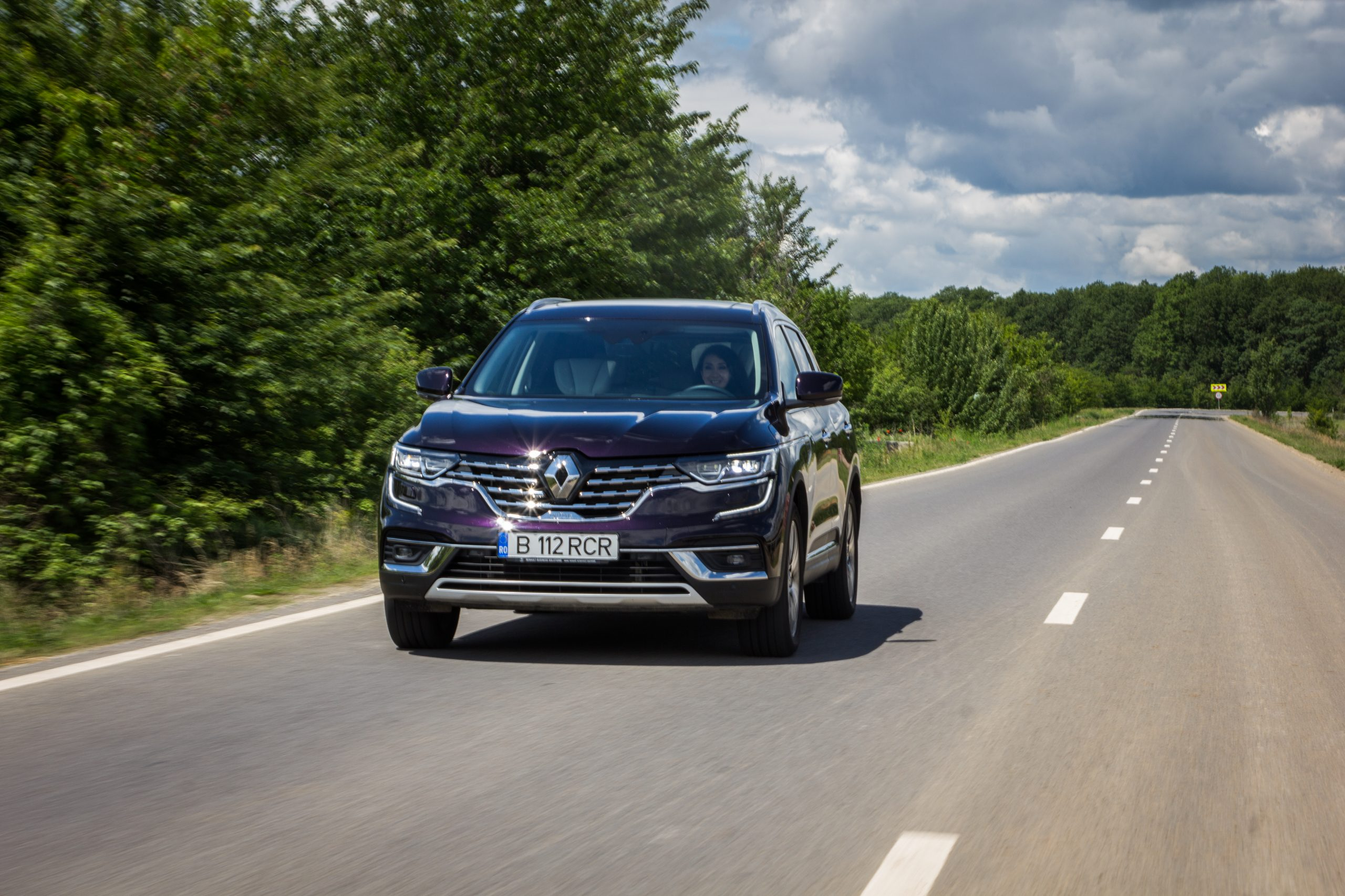 Test drive Renault Koleos Initiale Paris (12)