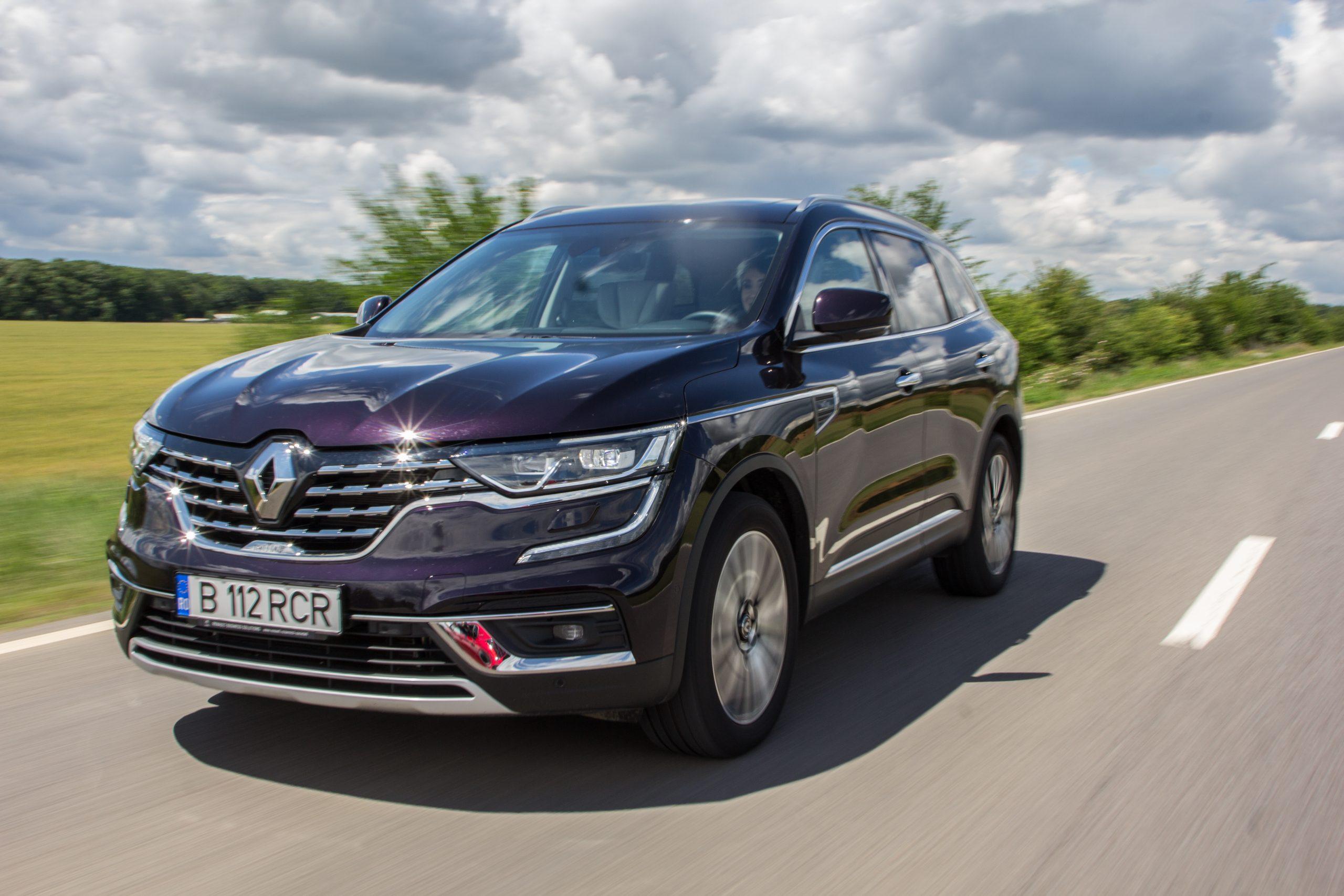 Test drive Renault Koleos Initiale Paris (17)
