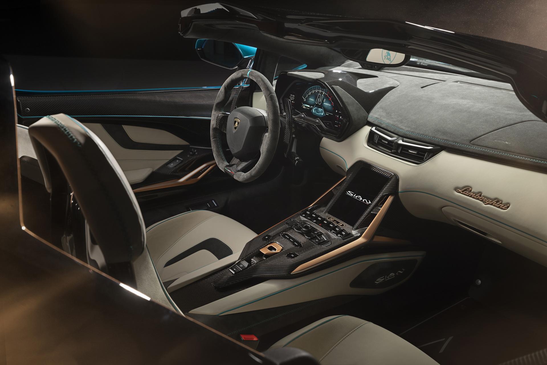 Lamborghini Sian Roadster (16)