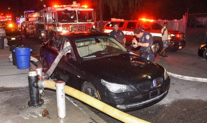 BMW hidrant New York (2)