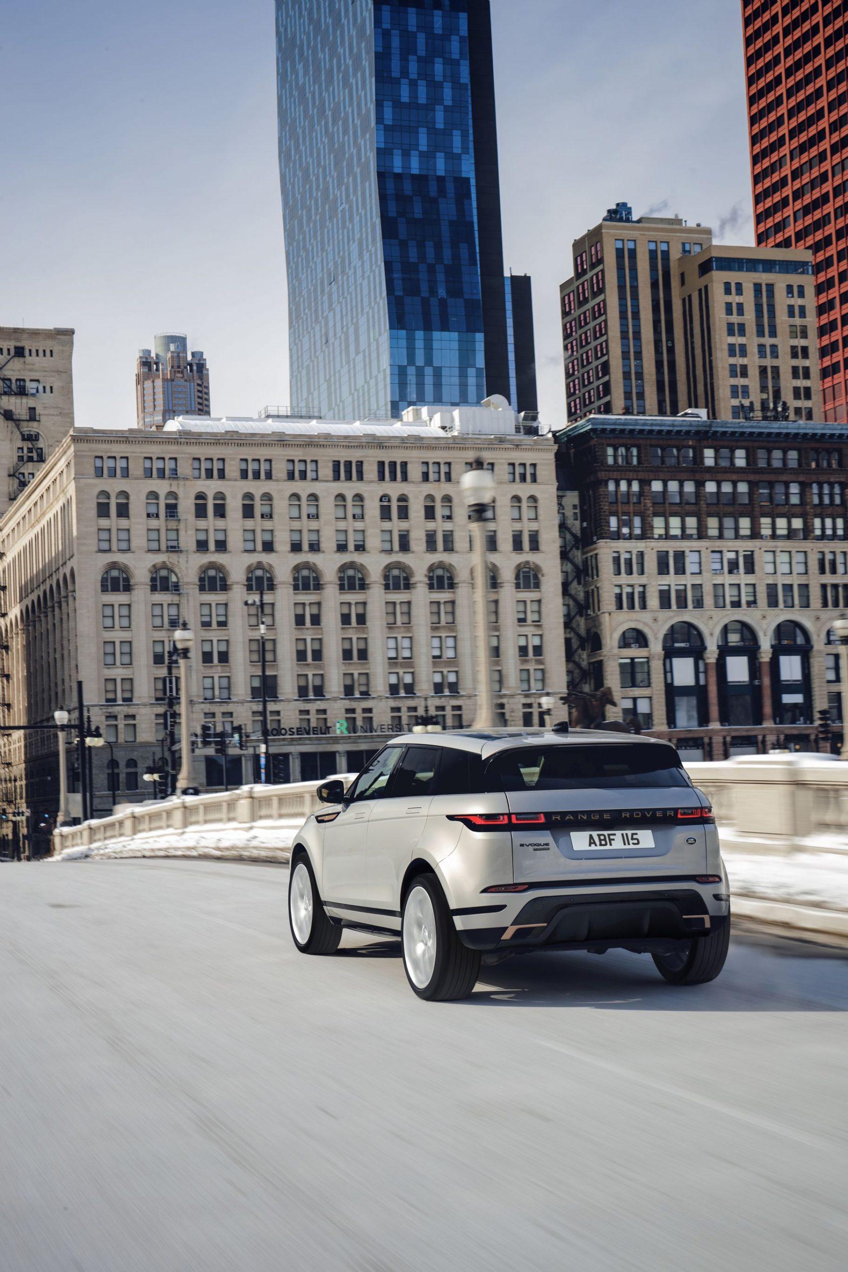 Range Rover Evoque și Land Rover Discovery Sport dispun acum de ediții limitate
