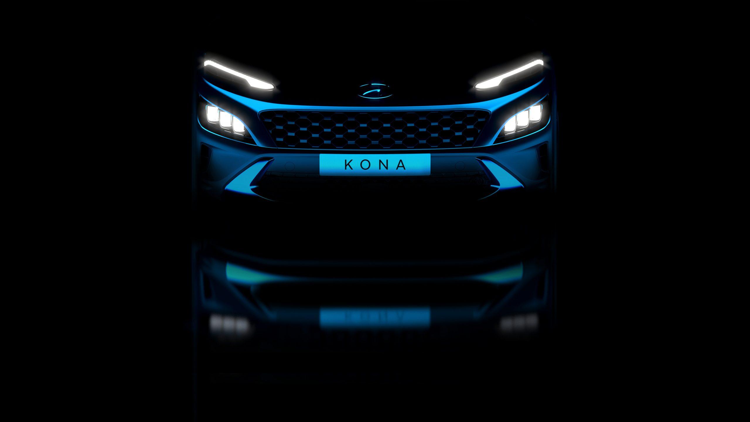 Hyundai dezvaluie primele detalii despre noile Kona si Kona N Line