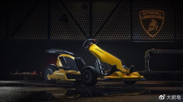Xiaom Ninebot GoKart Pro Lamborghini