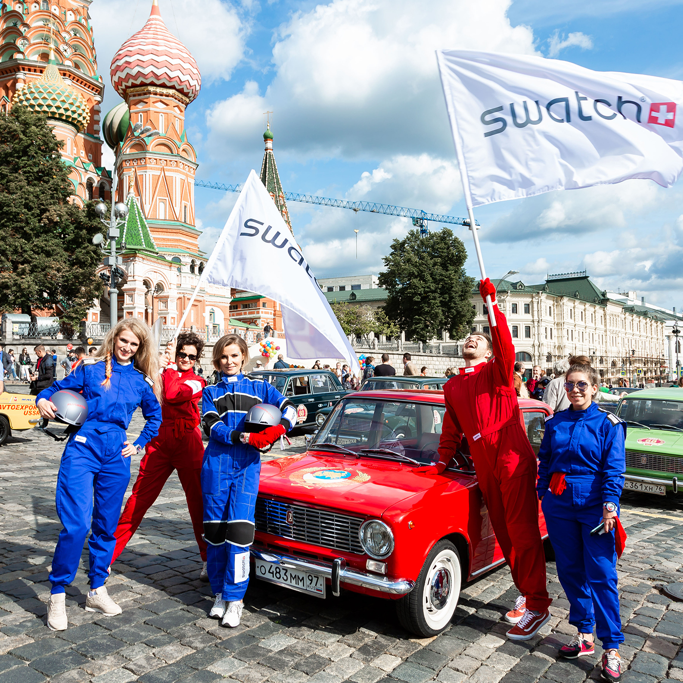 Lada parada 50 de ani la Moscova (5)