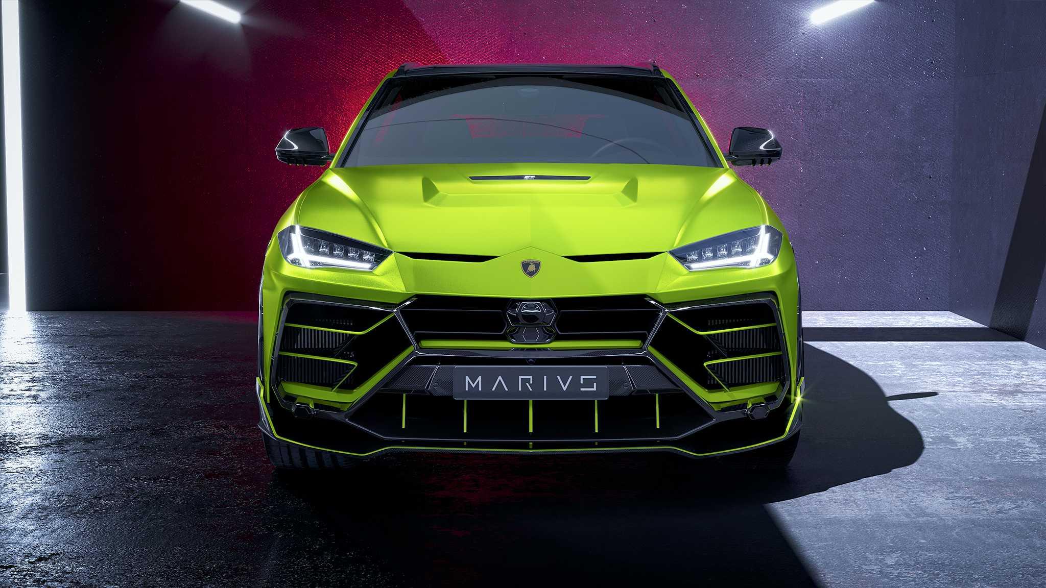 Marius Designhaus Lamborghini Urus (6)
