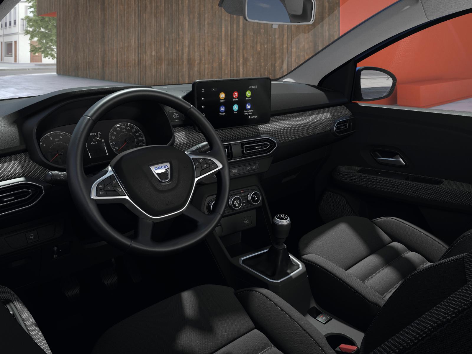 Noile Dacia Logan Sandero Stepway