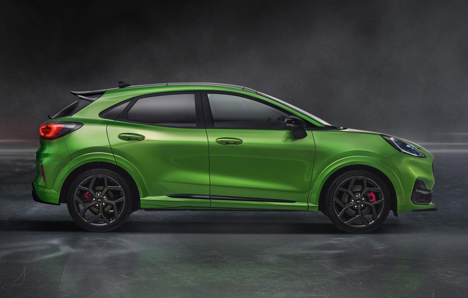 Noul Ford Puma ST Romania (45)