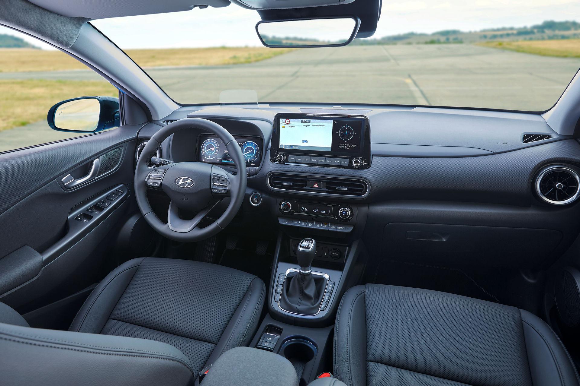 Noul Hyundai Kona facelift (20)