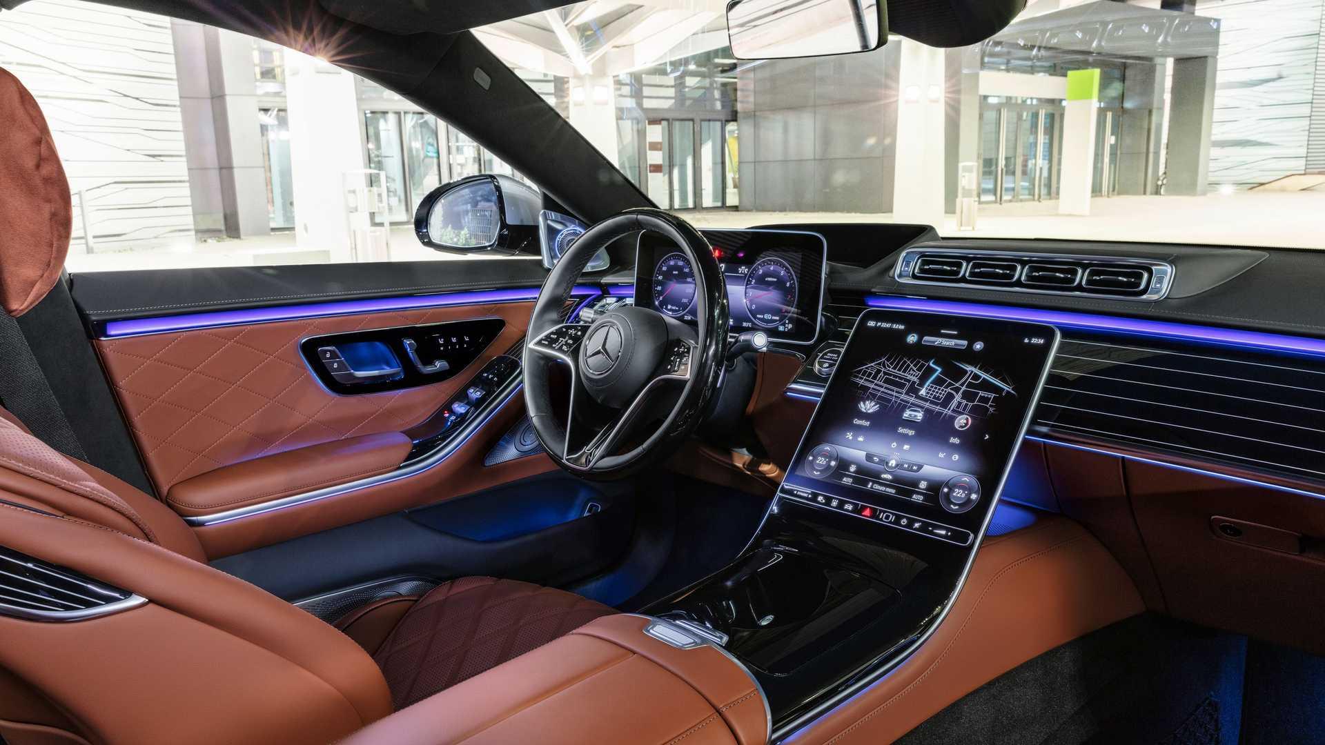 Noul Mercedes-Benz Clasa S (31)