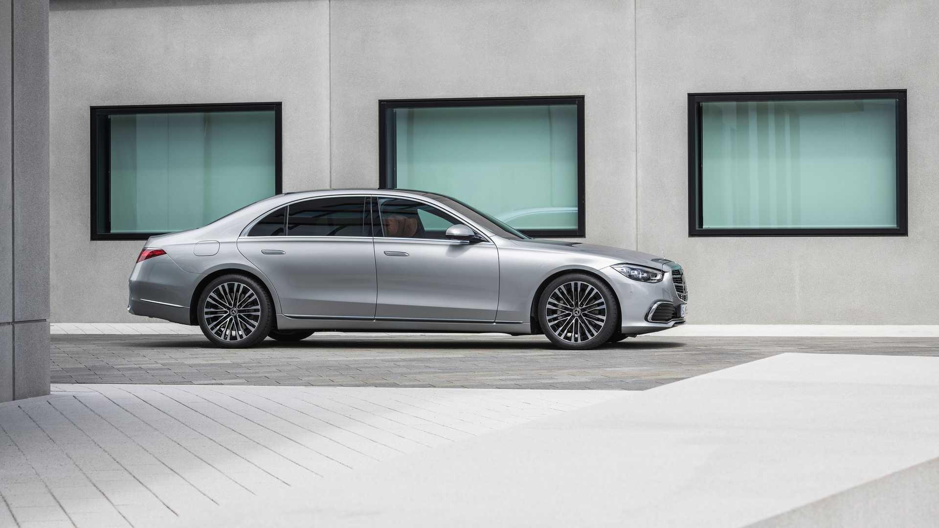 Noul Mercedes-Benz Clasa S (8)