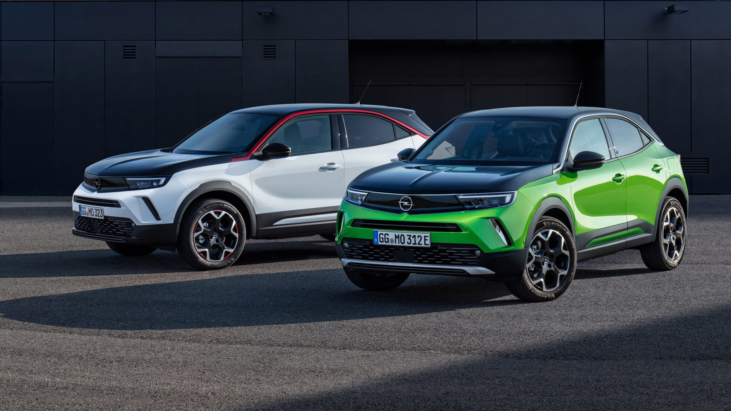 Detalii despre motoarele noului Opel Mokka