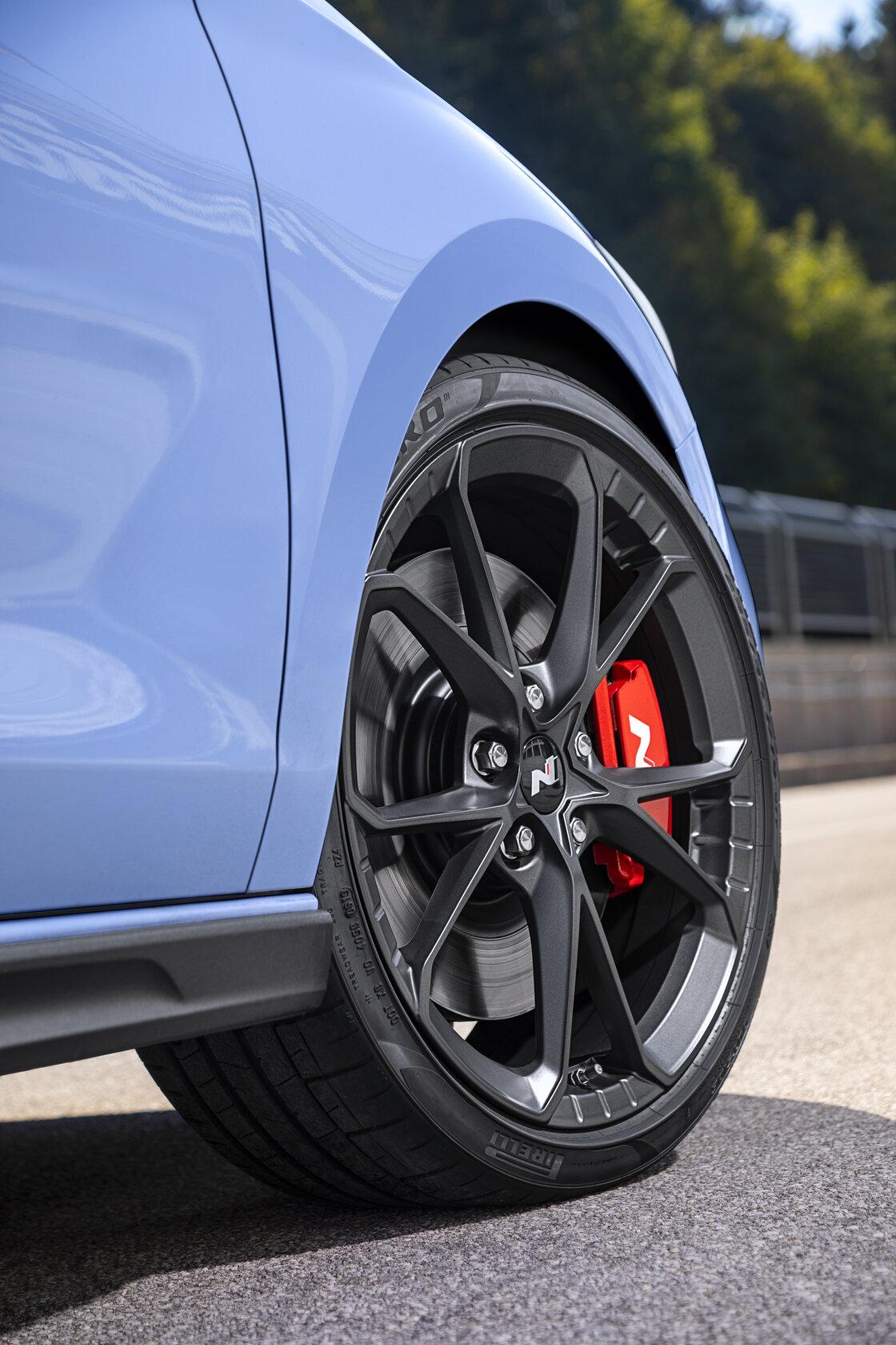 Hyundai prezintă noul i30 N