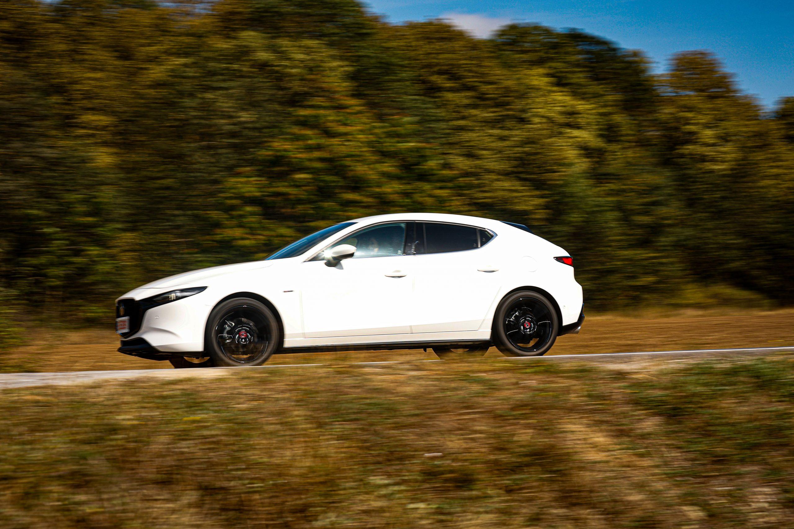 Test drive Mazda3 Edition 100 (22)