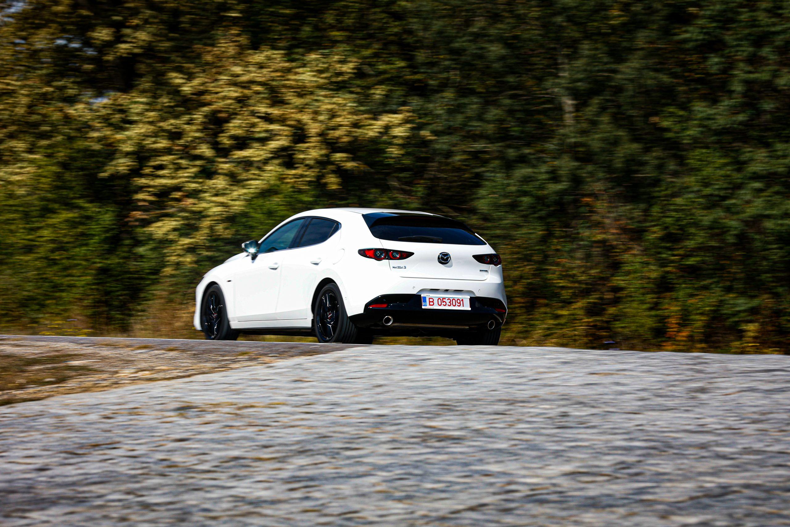 Test drive Mazda3 Edition 100 (23)