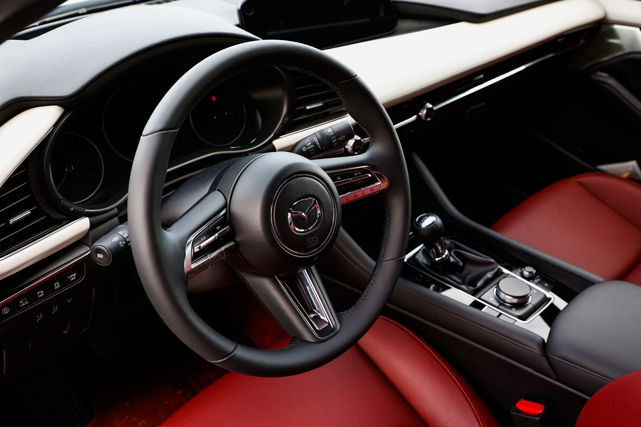 Test drive Mazda3 Edition 100 (29)