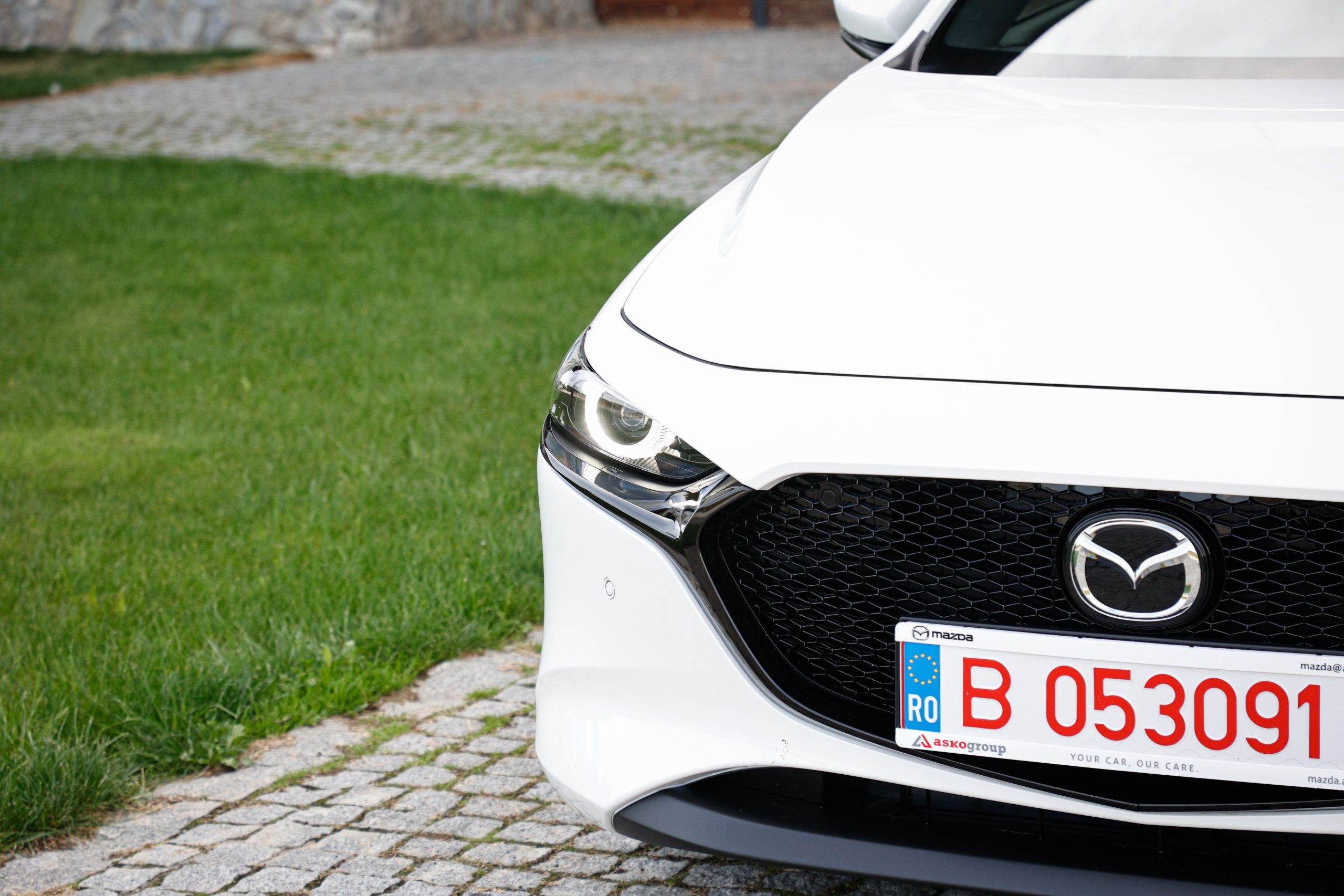 Test drive Mazda3 Edition 100 (6)