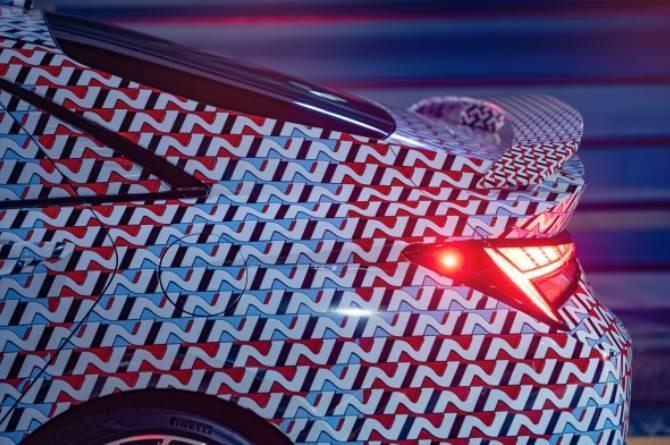 Hyundai dezvăluie primele informații despre noul Elantra N - FOTO