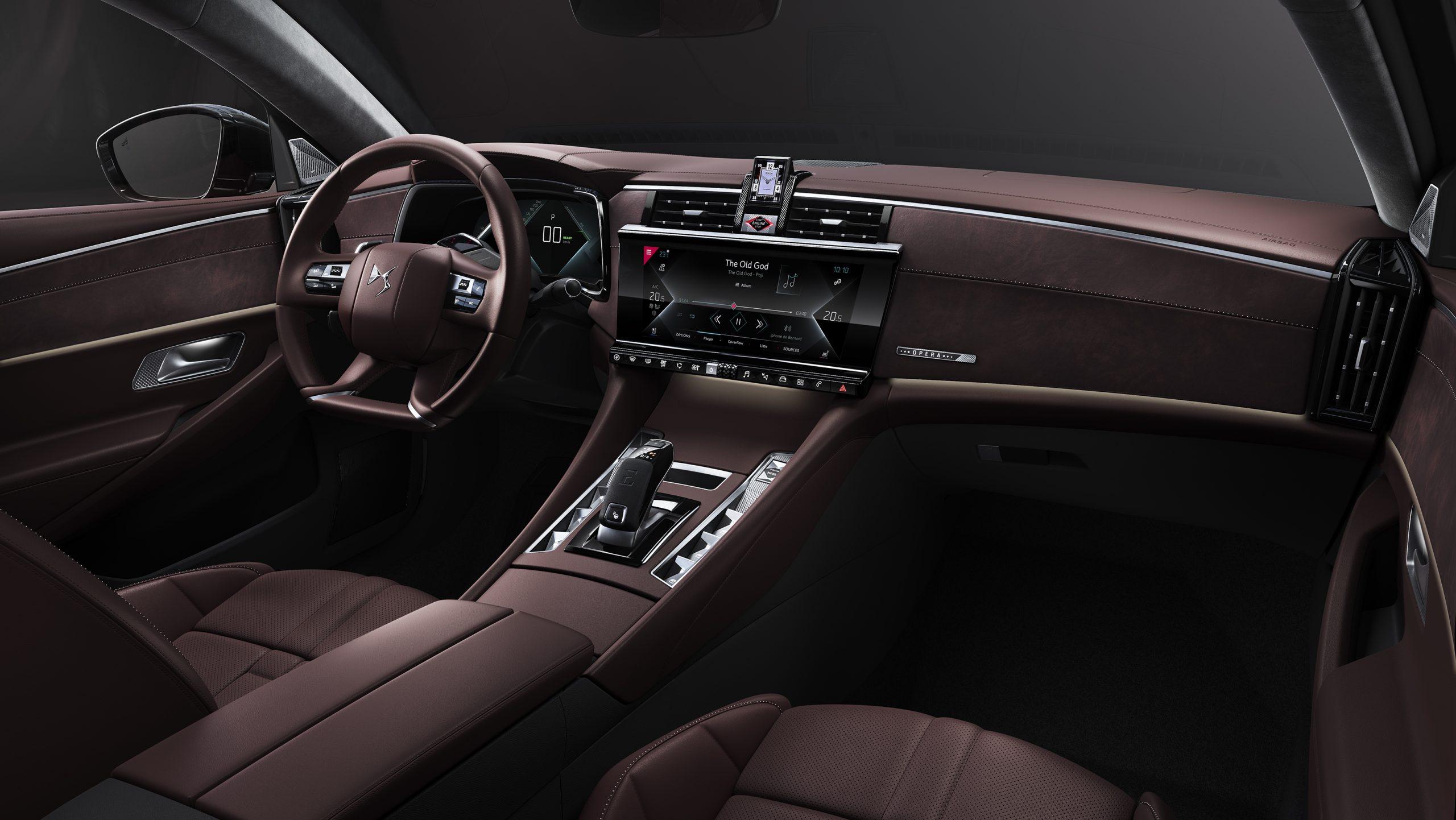 Noul DS 9 versus BMW si Mercedes-Benz
